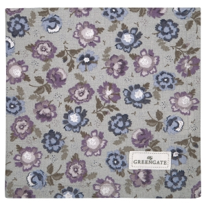 Greengate Geschirrtuch Beatrice pale grey